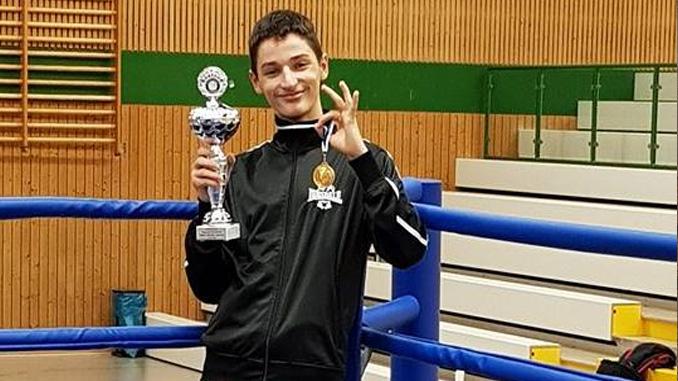 FC St. Pauli Boxen Karim Gomes Pokal bester Techniker