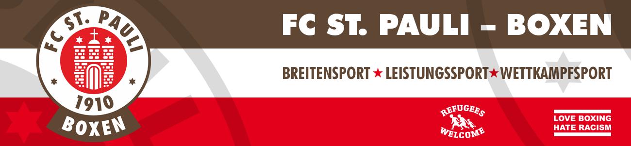 FC St. Pauli - Boxen