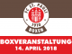 Boxveranstaltung FC St. Pauli