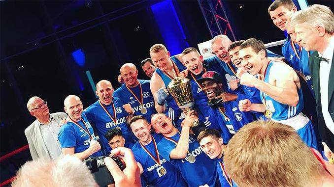 BSK Hannover-Seelze feiert die Meisterschaft