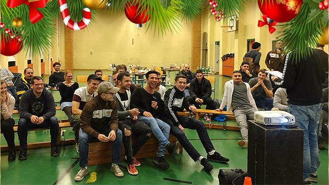 Weihnachtsfeier Geschichte.Gut Besuchte Weihnachtsfeier Der Boxabteilung Fc St Pauli Boxen